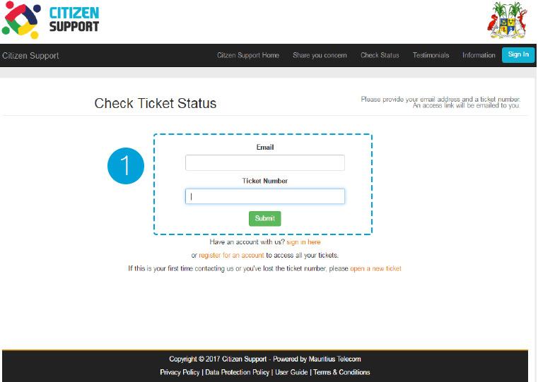 check request status12